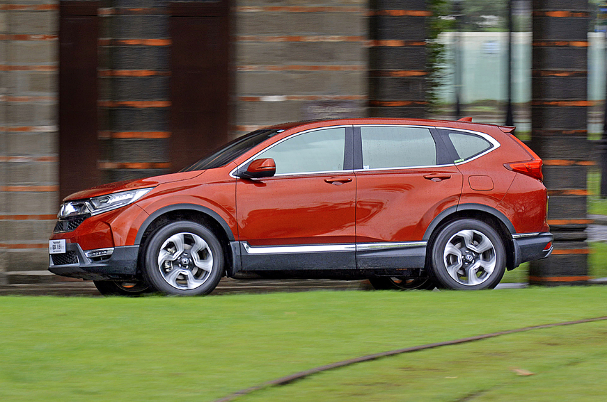 2018 Honda CR-V diesel review, test drive - Autocar India