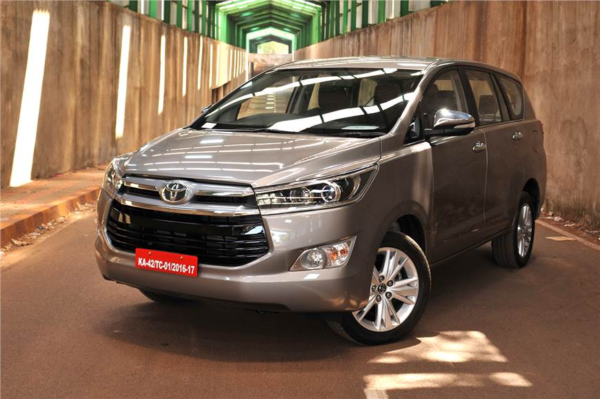 Toyota Fortuner Innova Crysta Get More Features Prices