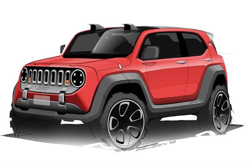 Jeep's Vitara Brezza rival confirmed for 2020 - Autocar India