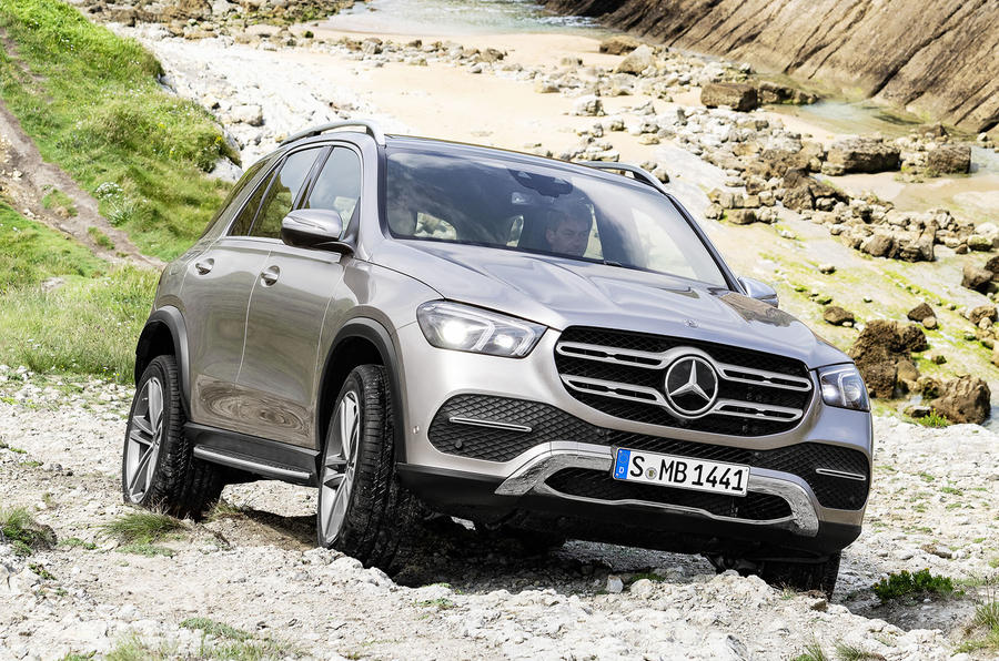New 2019 Mercedes-Benz GLE SUV revealed - Autocar India