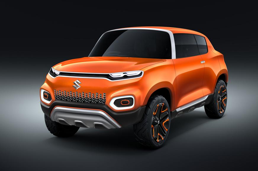 Maruti micro-SUV to launch in 2019