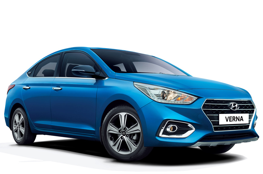Hyundai Verna automatic to get two new variants - Autocar ...