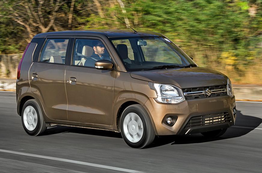 Suzuki Wagon R Test