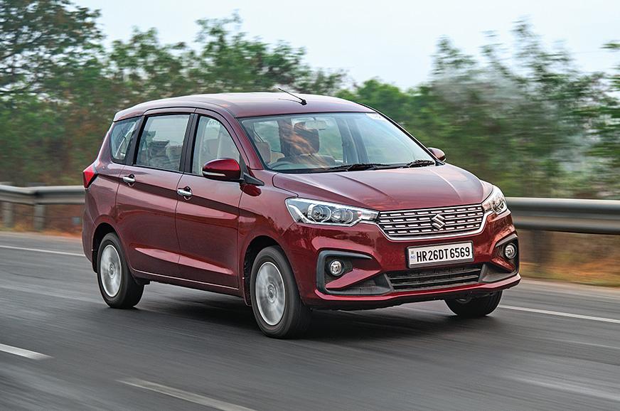 2019 Maruti Suzuki Ertiga Review Road Test Autocar India