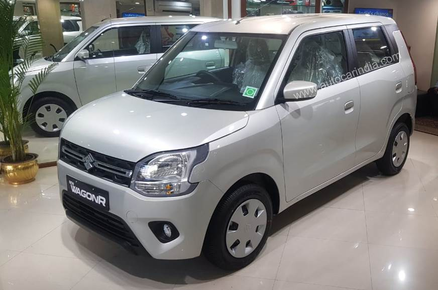 2019 Maruti Suzuki Wagon R S-cng Launched At Rs 4 84 Lakh