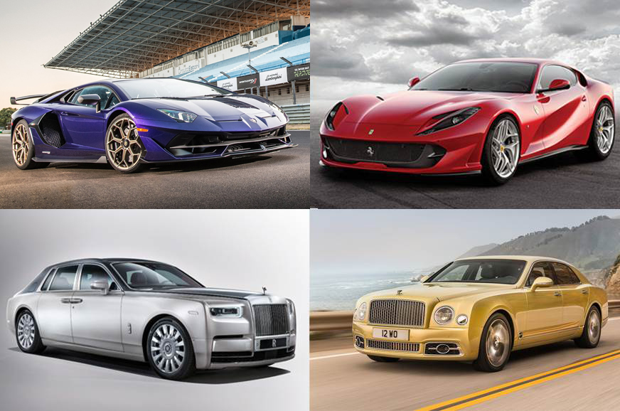 10 Most Expensive Cars On Sale In India Autocar India