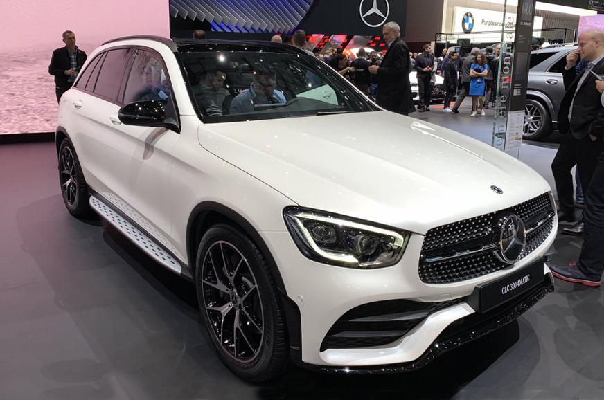 Mercedes-Benz GLC facelift India-bound in 2019 - Autocar India