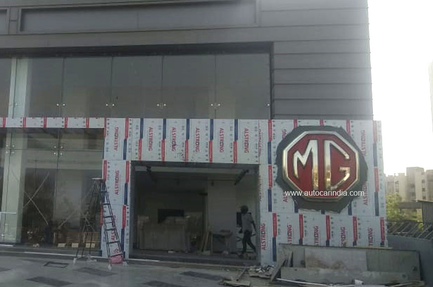 MG Motor to have 50 dealerships in India by June
