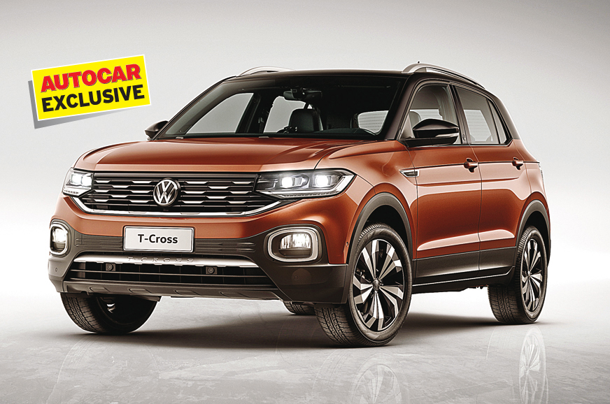 Volkswagen T-Cross Price, Images, Reviews and Specs ...