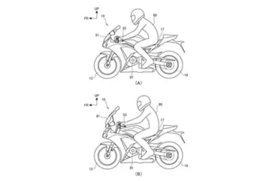 honda working on variable riding position technology