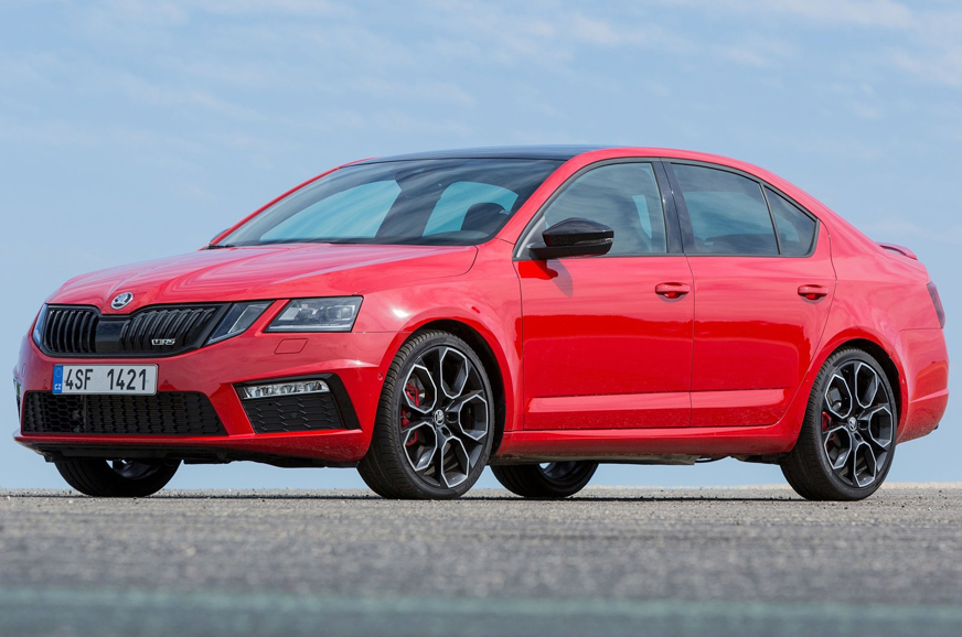 Skoda Octavia RS could return to India in 245hp guise