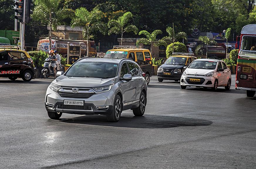 2019 Honda CR-V SUV long term review, first report ...