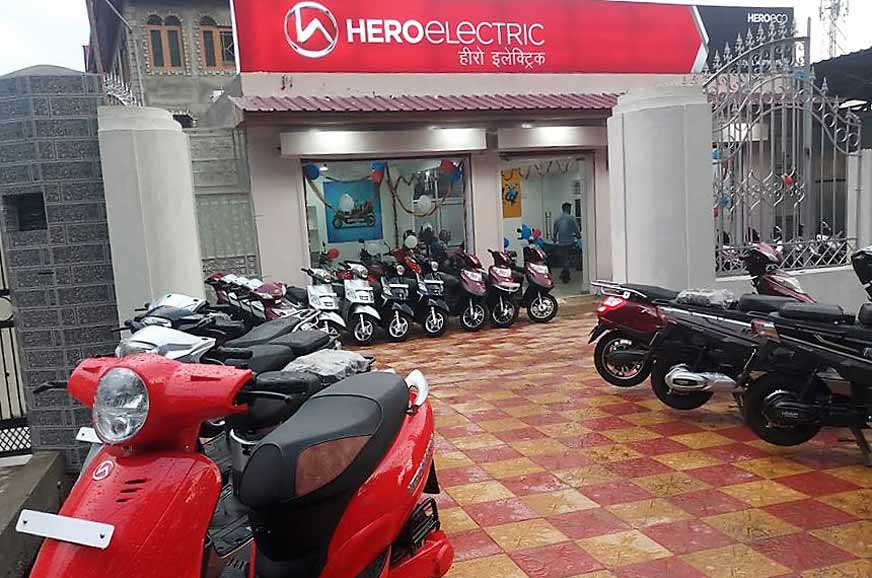 Hero Electric will target rural India in 2021-2022 ...