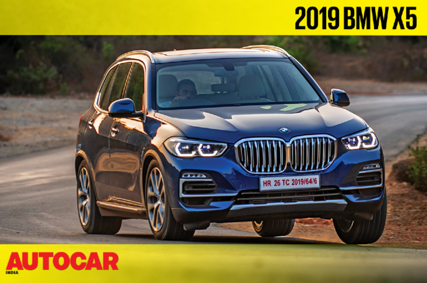 Review: 2019 BMW X5 India video review