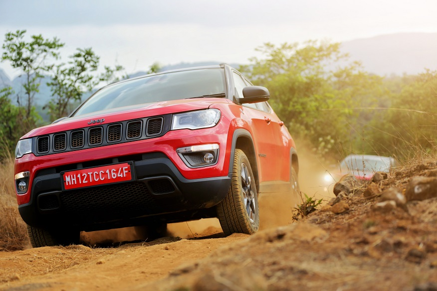 2019 Jeep Compass Trailhawk India review, test drive