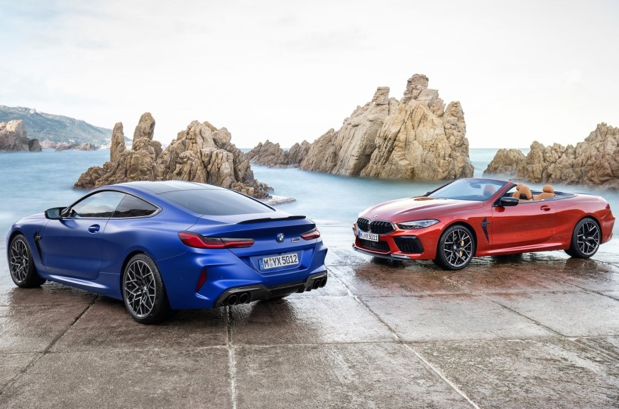 All-new BMW M8 revealed ahead of Frankfurt debut