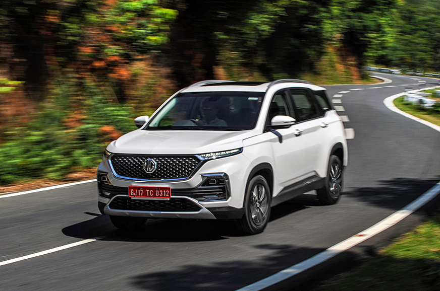 2019 MG Hector review, test drive