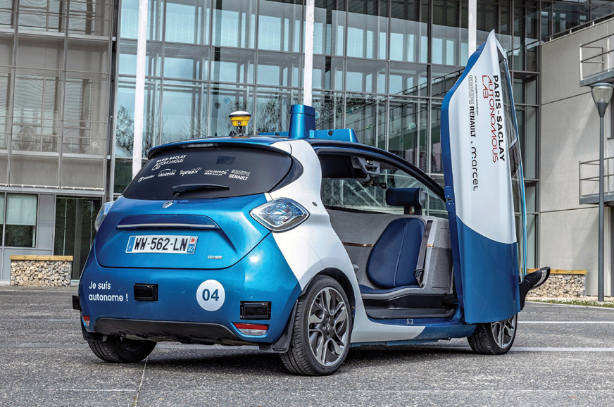 Renault prepares for new-age mobility
