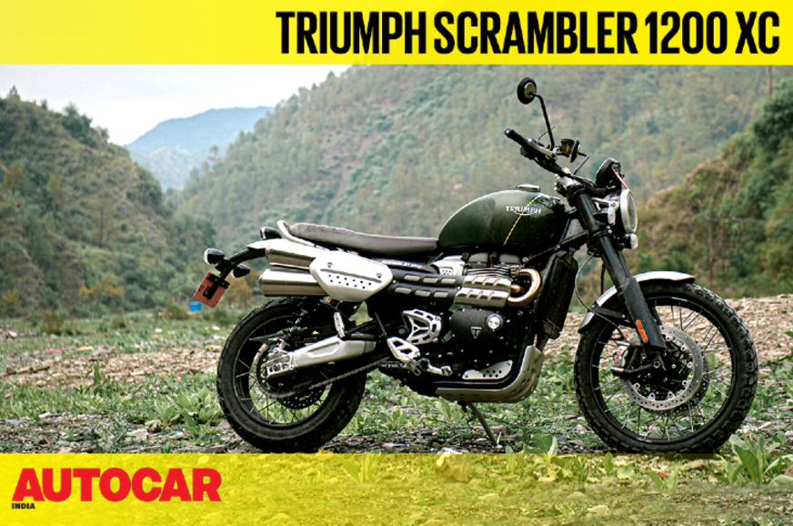 Triumph Motorcycles launched the Scrambler 1200 XC; Know