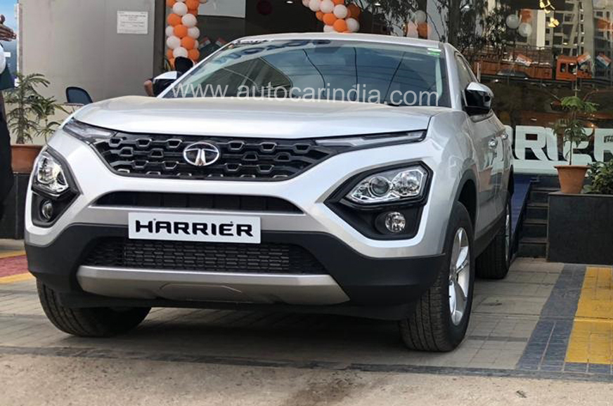 BMW Official Website >> Tata Motors hikes Harrier SUV prices - Autocar India