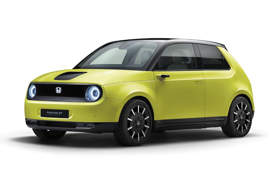 Honda e's electric powertrain revealed