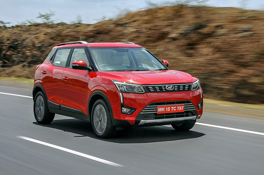 2019 Mahindra XUV300 AMT review, test drive