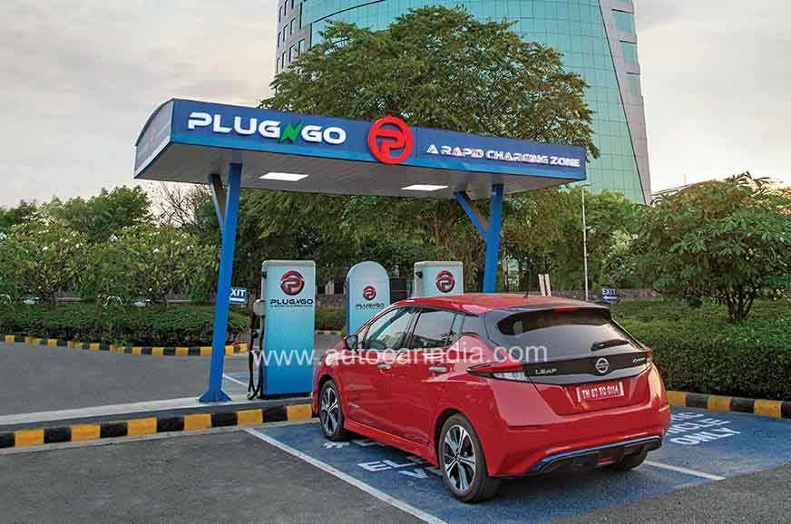 Government plans to waive registration charges for EVs