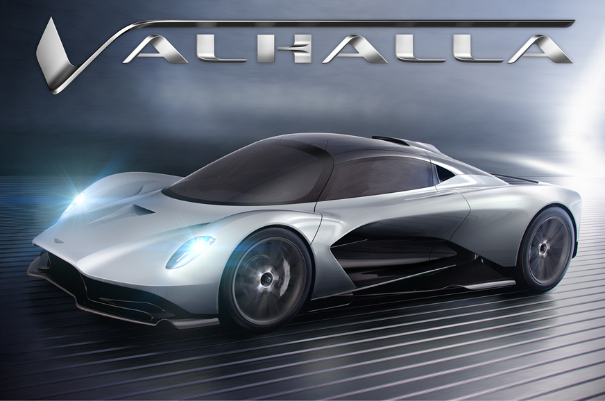 Aston Martin Valhalla expected to be next Bond car