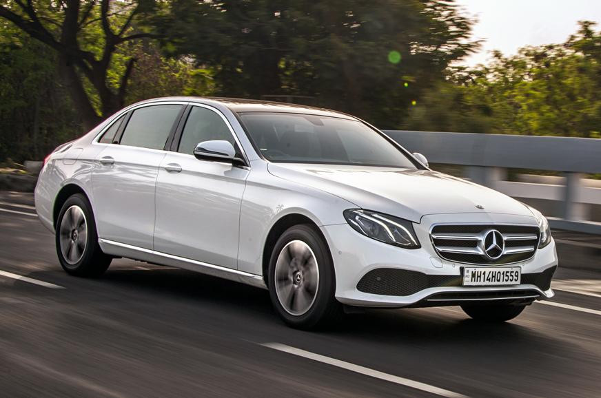 2019 Mercedes-Benz E 220d BS6 review, test drive