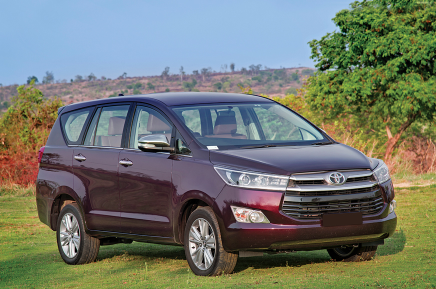 buying used 20162019 toyota innova crysta  autocar india