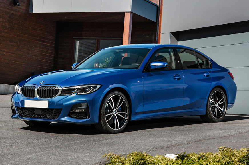 2019 BMW 3 Series India launch on August 21