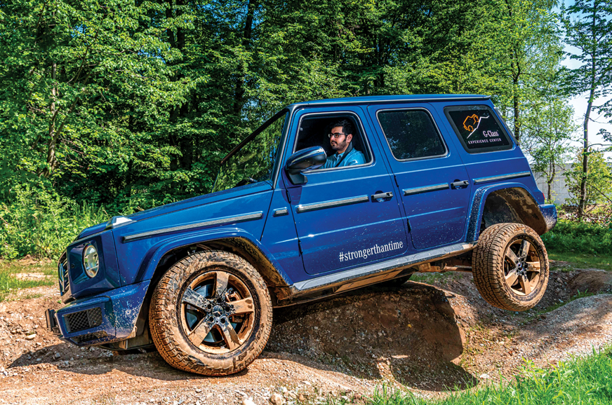 40 years of the G-class: Life begins at 40