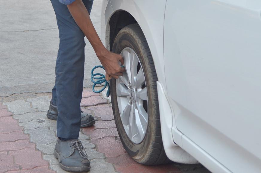 Government mulling making nitrogen-filled tyres mandatory