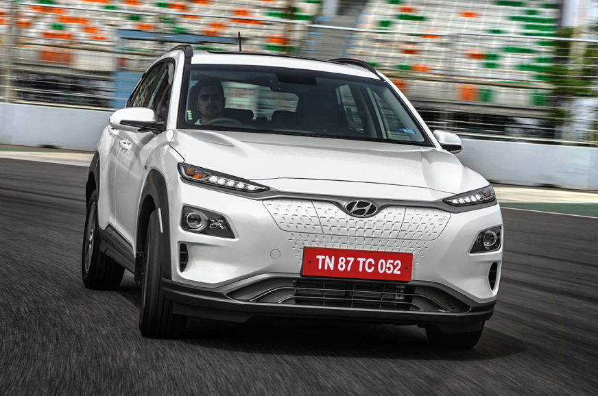 Review: 2019 Hyundai Kona Electric India review, test drive