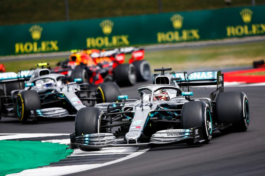 Hamilton takes record sixth British GP win