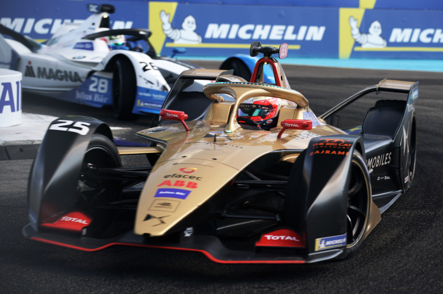 Vergne seals 2018/19 Formula E title in New York; Frijns wins race