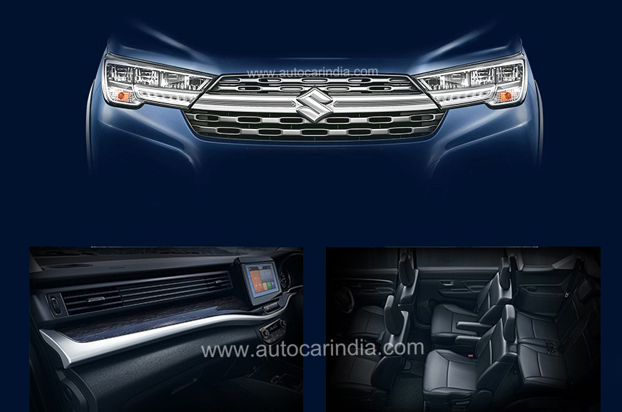Maruti Suzuki XL6 features, interior revealed in new