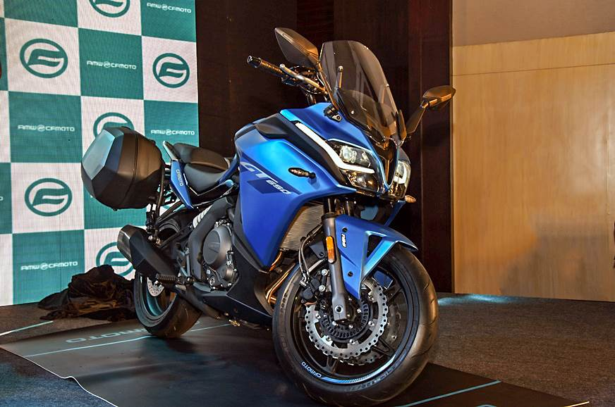 CFMoto 650MT and 650GT video review - Autocar India
