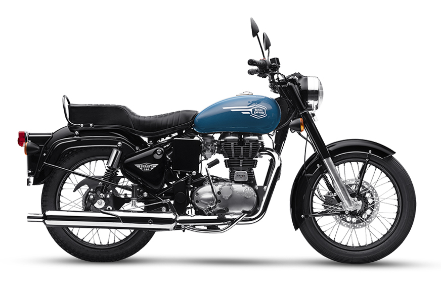 More affordable Royal Enfield Bullet 350s launched from Rs 1.12 lakh