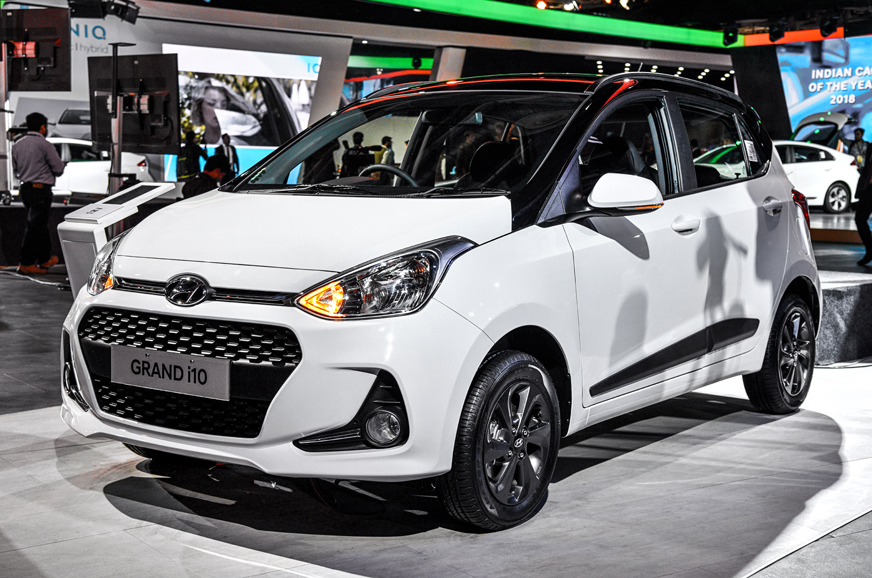 Hyundai Grand I10 Will Be Sold With A Petrol Engine Only