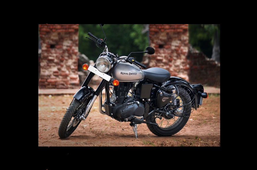 Royal Enfield Classic 350 S launched at Rs 1.45 lakh