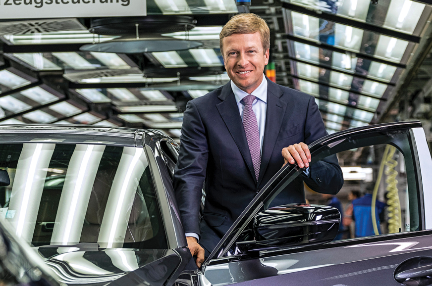 Interview: Oliver Zipse, Chairman Of The Board Of Management, BMW AG