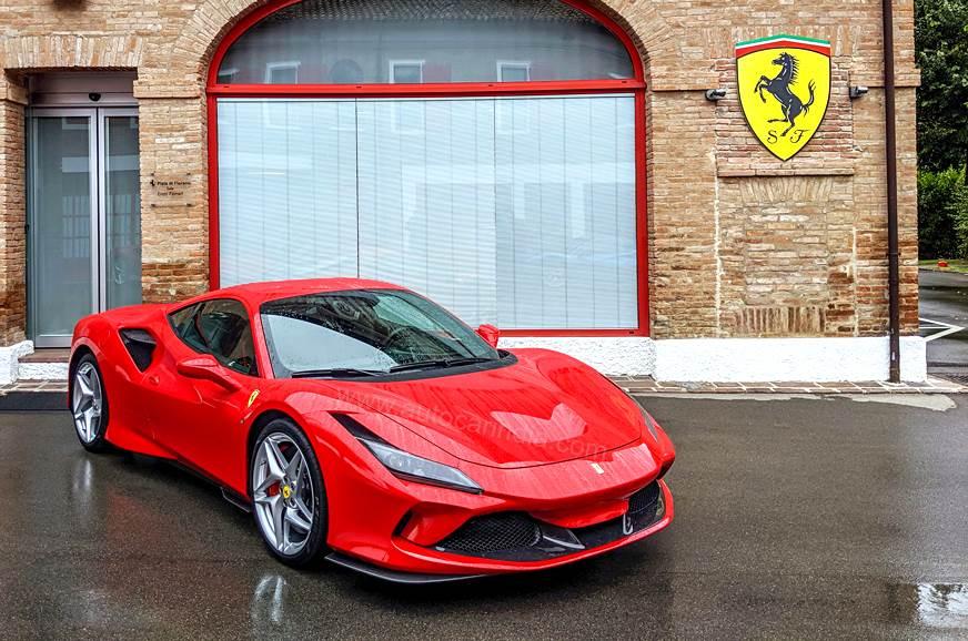 Ferrari F8 Price Ekonomičan Rabljeni Automobil