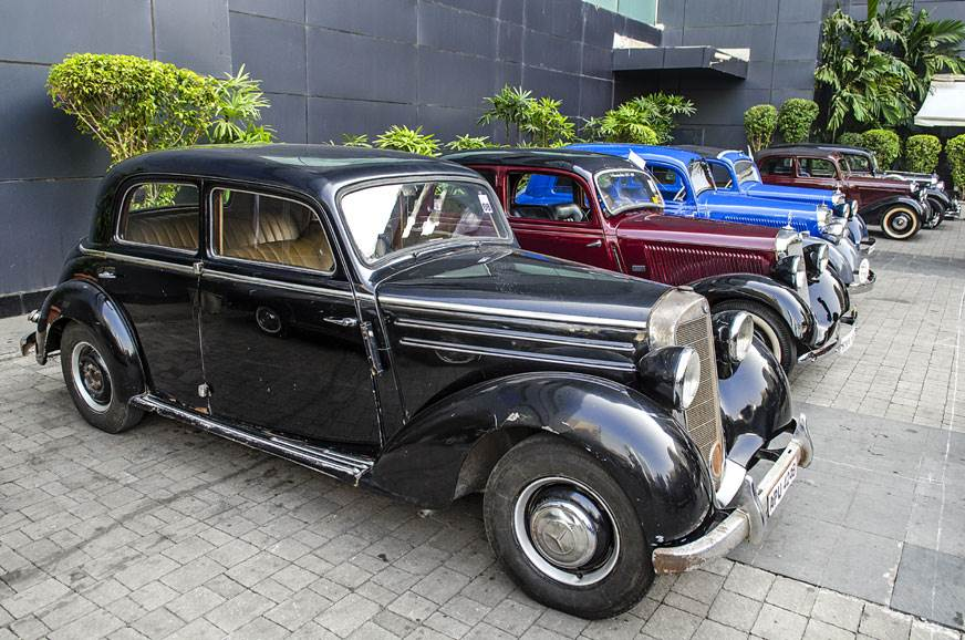 How Mercedes-Benz Classic Car Rally has revitalised India's classic Merc movement