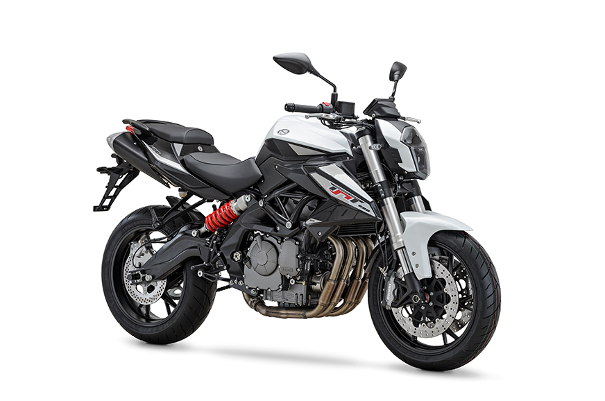 India-Bound 4-Cylinder 2020 Benelli TNT 600i Launched At