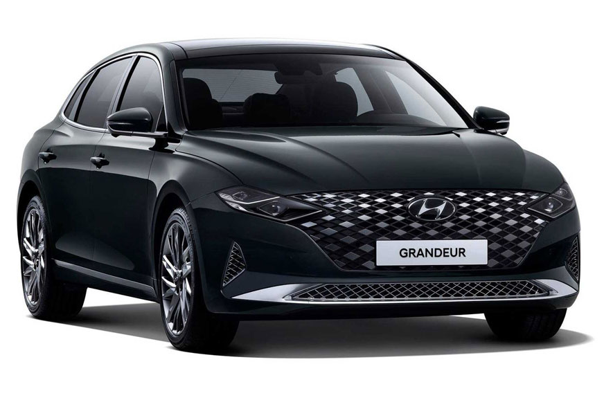 Hyundai Grandeur facelift revealed