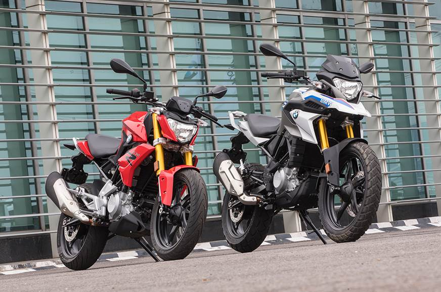 BMW G 310 R, G 310 GS receive over 600 bookings in October
