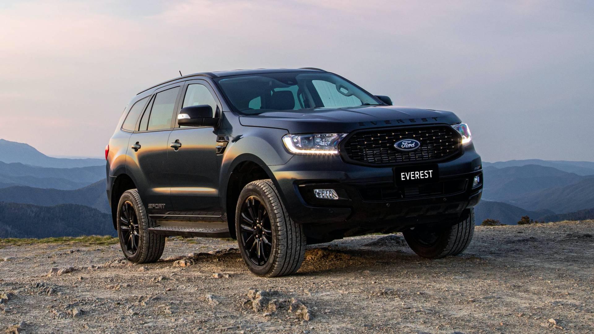 Ford Endeavour Everest Sport Revealed Autocar India