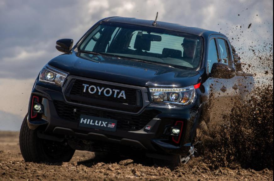 Toyota Hilux V6 GR Sport revealed