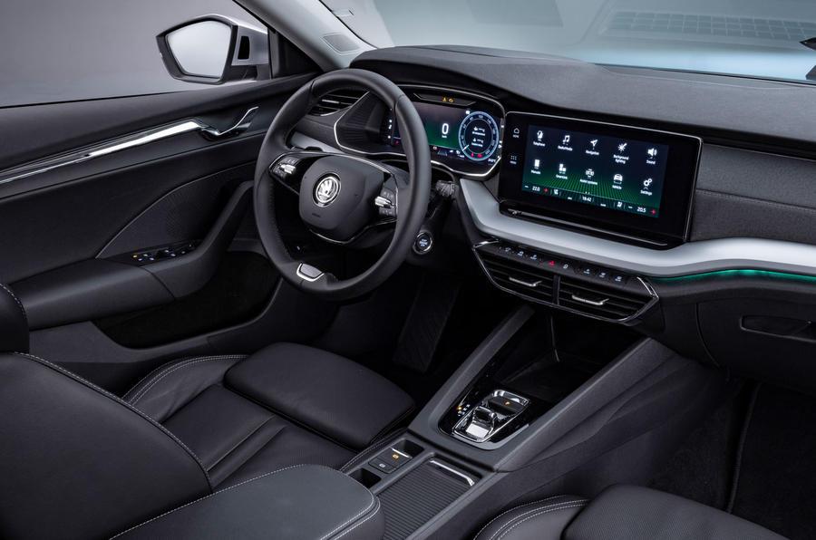 All New 2020 Skoda Octavia Unveiled Autocar India
